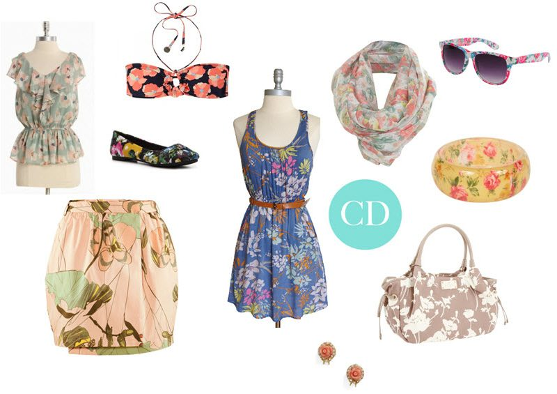 Floral Prints: Perfect for Spring