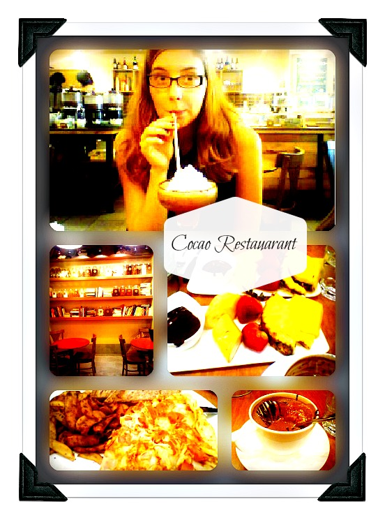 Cacao Restaurant Review