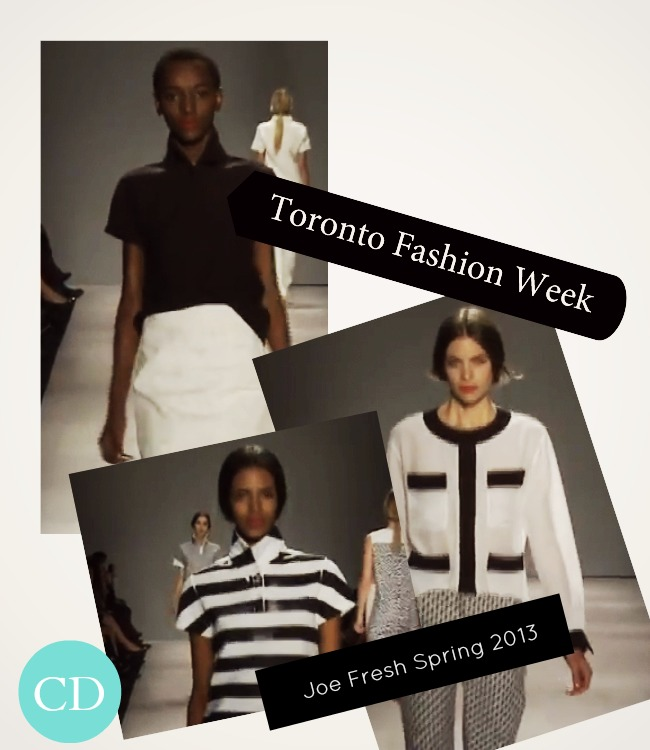 World Mastercard Fashion Week Toronto 2013
