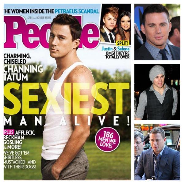 Channing Tatum - Sexiest Man Alive 2012