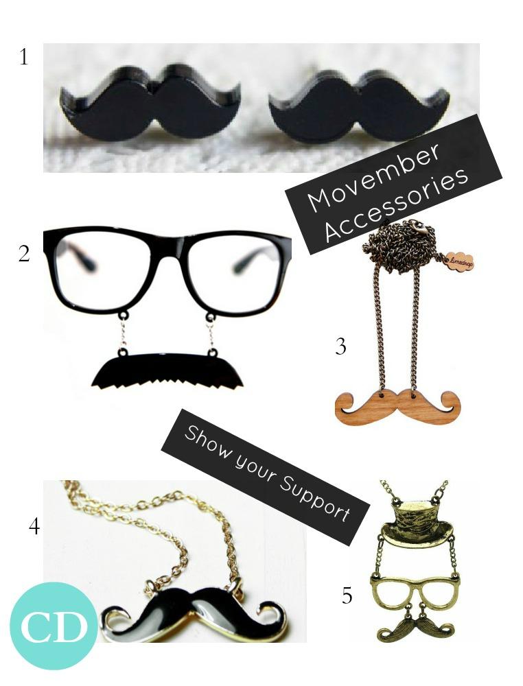Movember Accessories