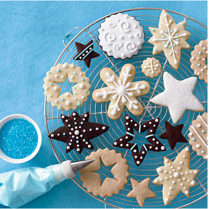 Four Different Easy Christmas Cookies Recipe