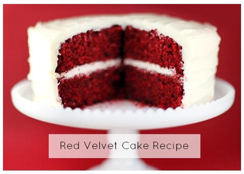 Best Moist Red Velvet Cake