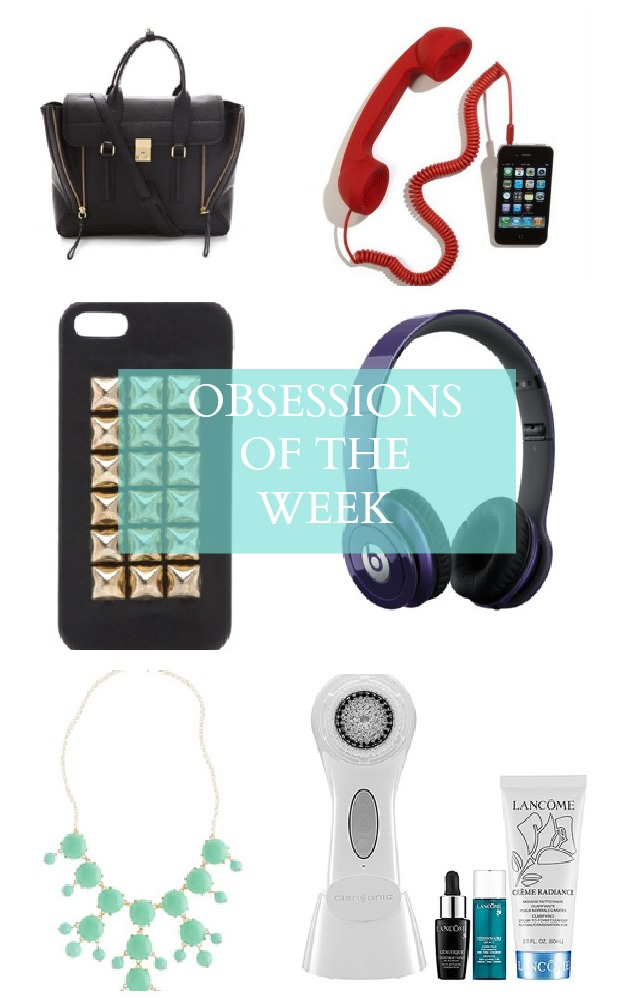 Obsessions of the Week