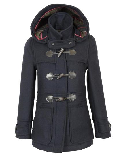 Duffle coat for women
