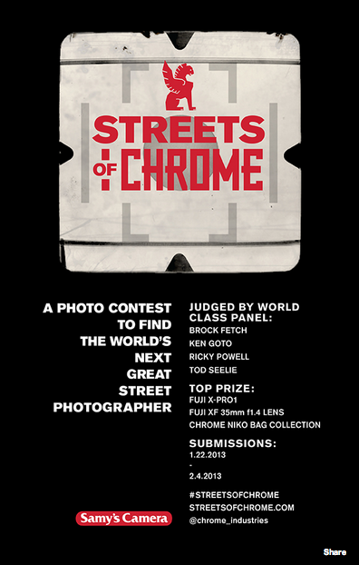 Streets of Chrome