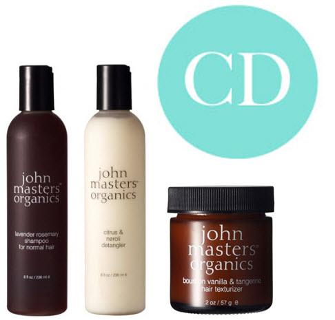 Go Organic (A John Masters Organics Giveaway)