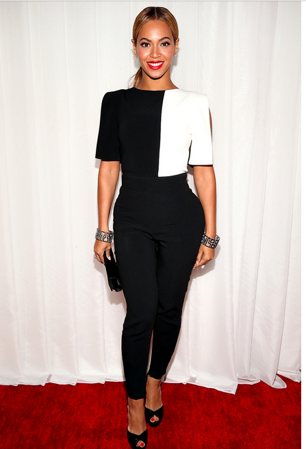 Beyonce Grammys 2013