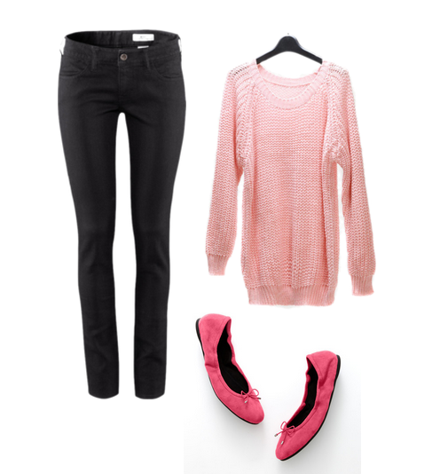 COZY NIGHT- Valentines day outfit