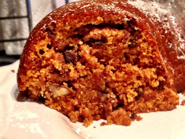 The BEST Sweet Potato Cake I've ever had