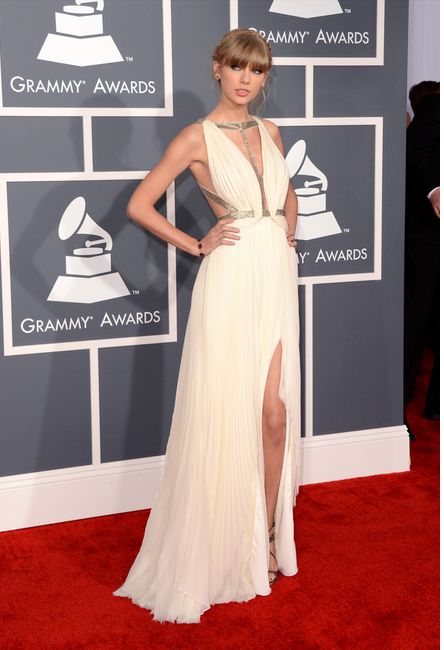 Taylor Swift's Grammys 2013 outfit