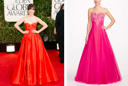 5 Styles from the Red Carpet that Can Inspire your Prom Look