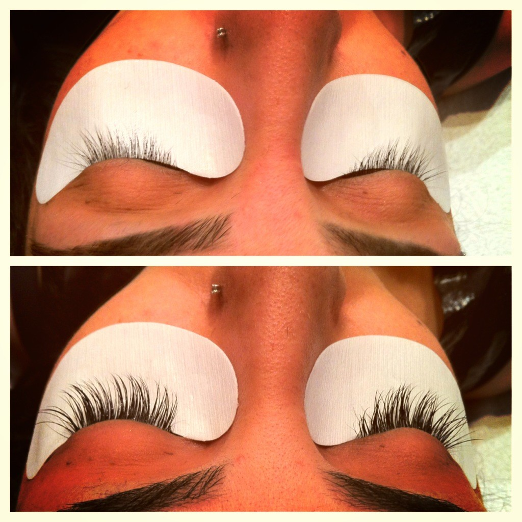E Squared at P&H Salon and Spa, how to take care of your eyelash extensions