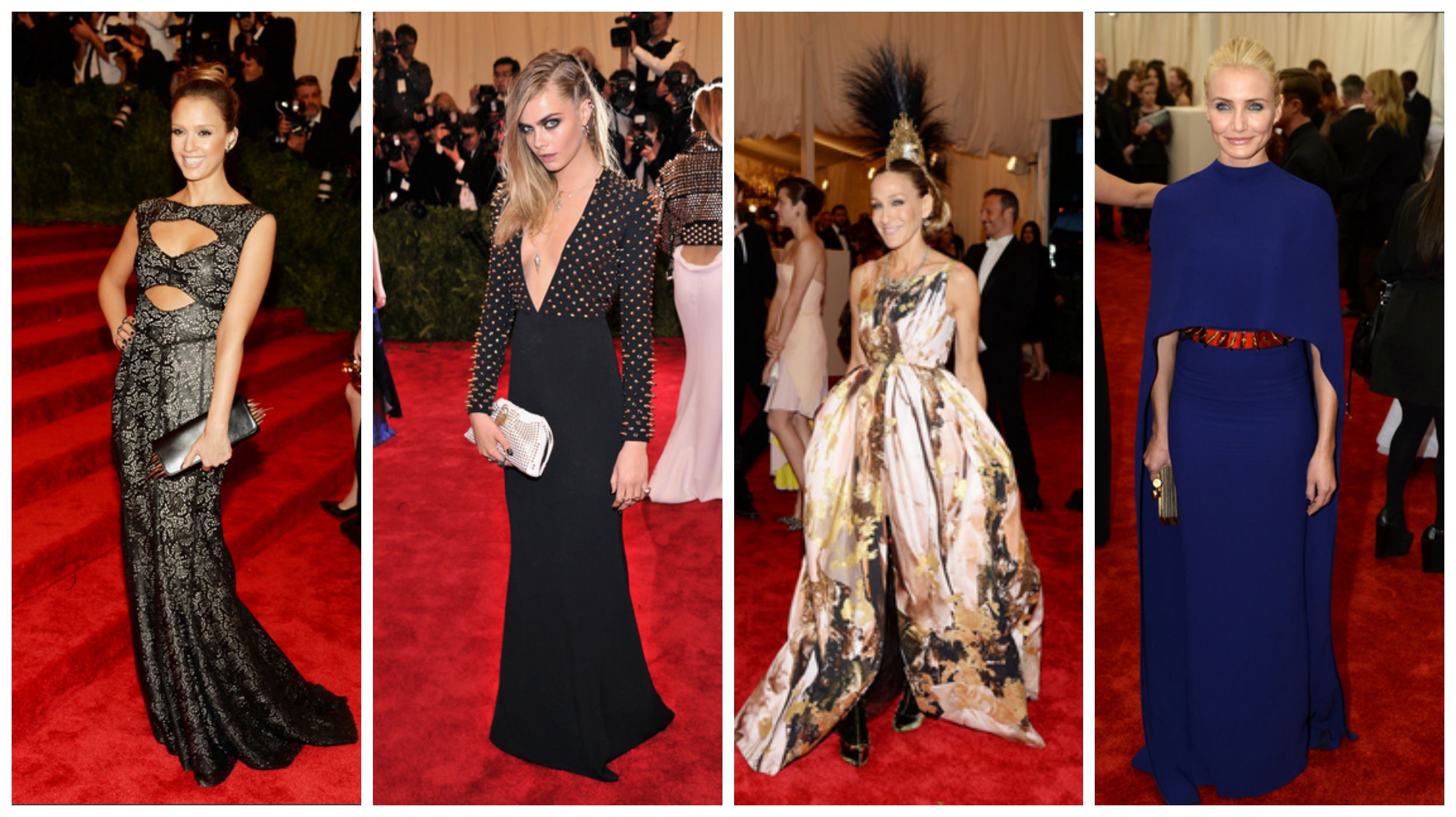 Best Dressed Met Gala 2013