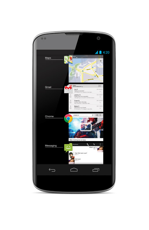 Lg Nexus 4 giveaway