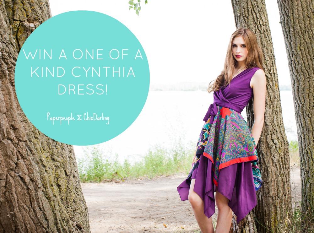 PaperPeople Dress
