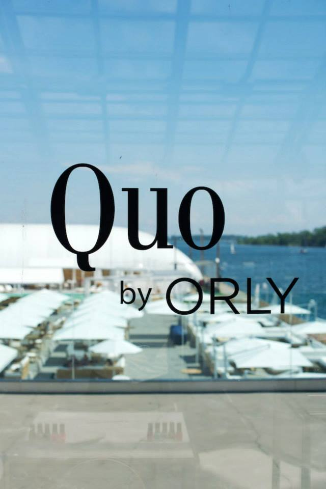 Orly Preview In The Mix Fall Winter 2015 Nail Polish: Quo By Orly Smart Gels LED Lamp Preview