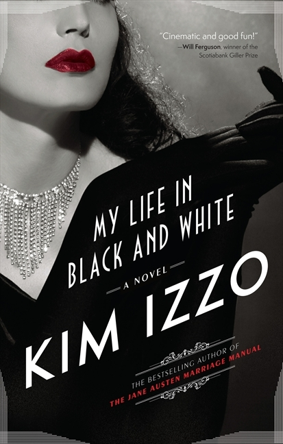 My life in black and white kim izzo,