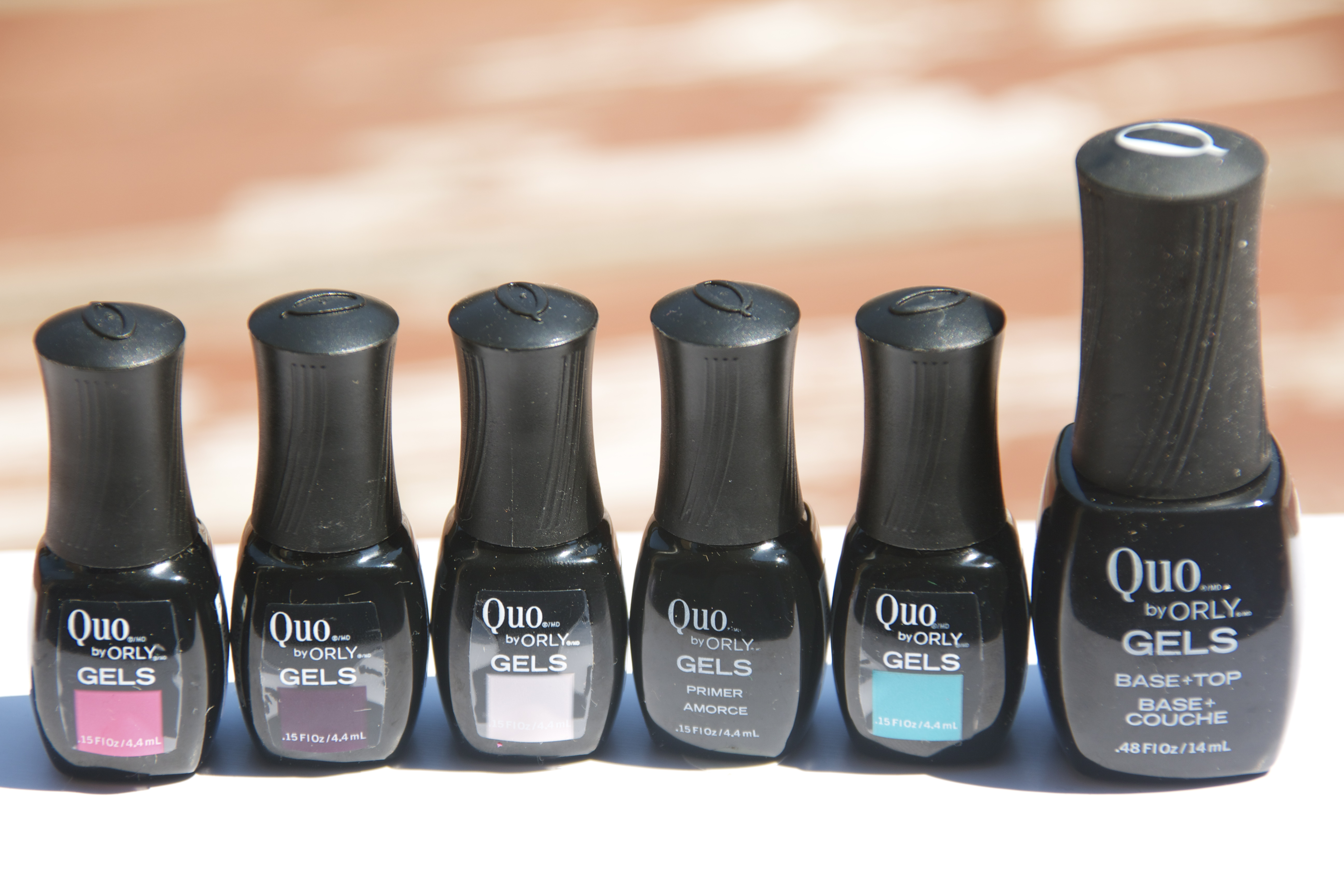 Quo by Orly Gels Nail colour