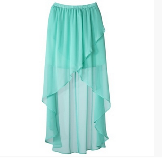 hi low maxi, hi low skirt, hi low maxi skirt