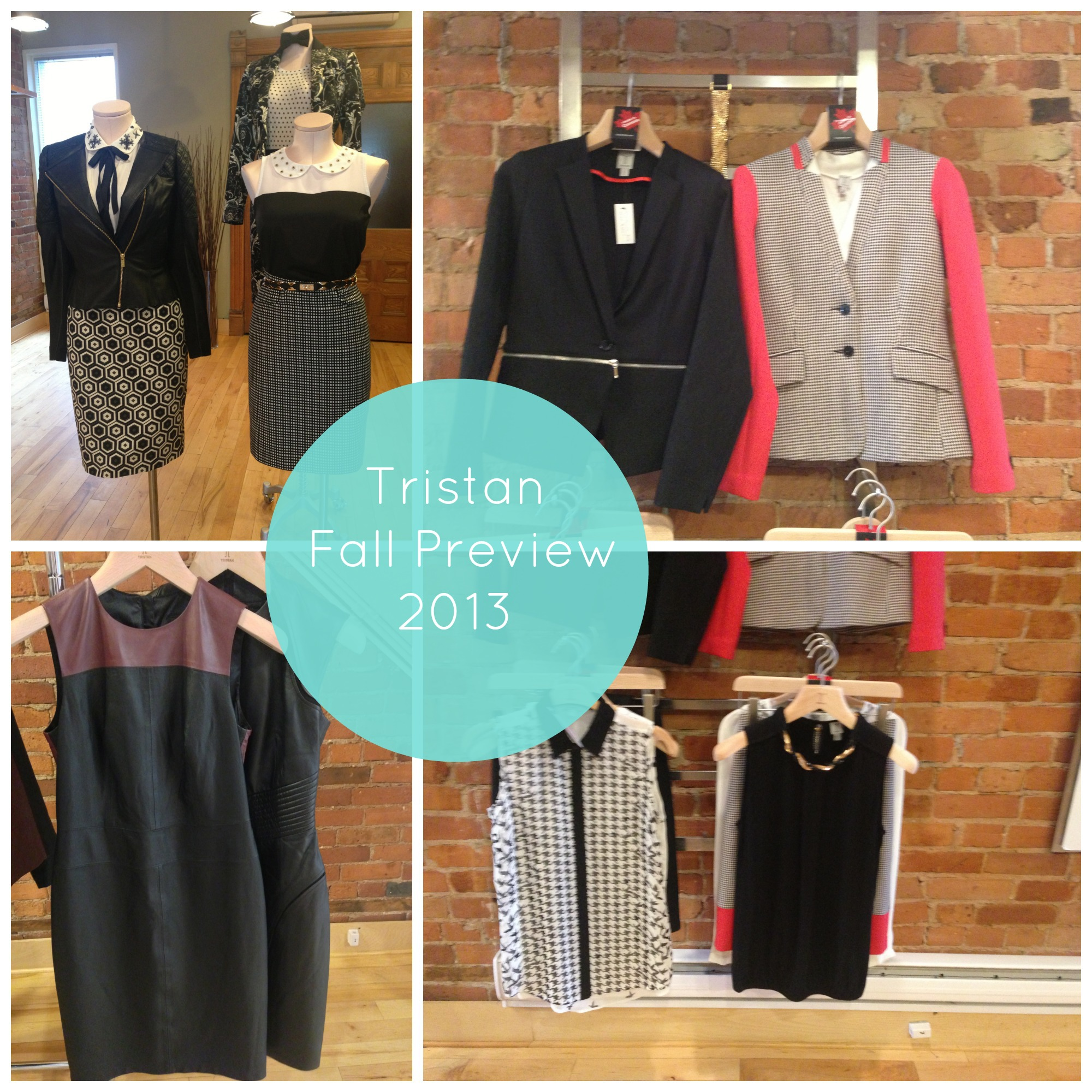 Tristan Fall / winter Preview