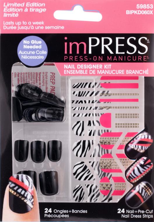 Cheryl burke signature series impress nail designer kits chic fall 2013 impress nails cheryl burke toronto beauty blog prinsesfo Image collections