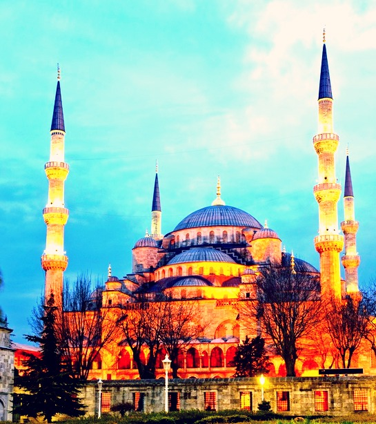 Hello, Turkey!