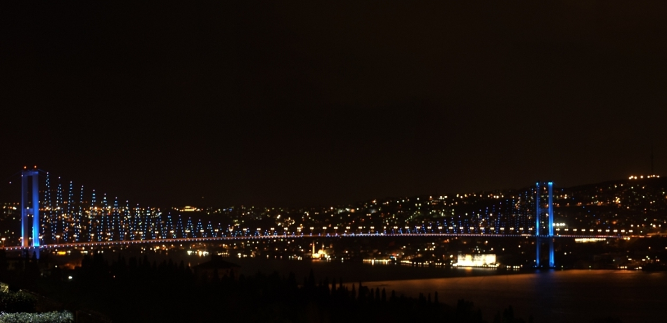 Conrad Istanbul Panorama