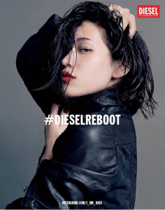 DIESEL Fall/WINTER 2013 Campaign #DIESELREBOOT, Diesel 2013, fashion trends. toronto fashion and beauty blog