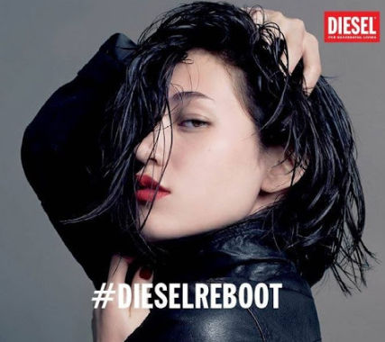 DIESEL Fall/WINTER 2013 Campaign #DIESELREBOOT, diesel campaign, fashion trends