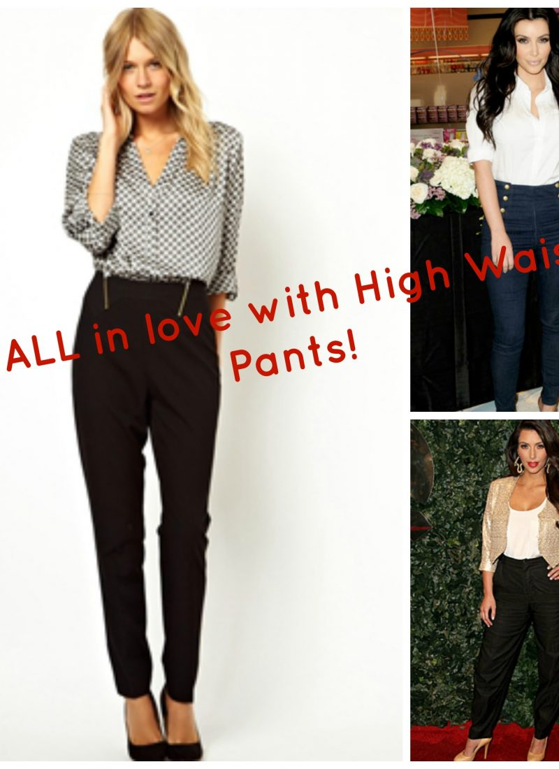 high waist pants, fall trends 2013