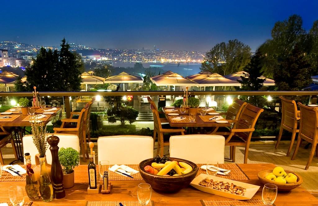 Hilton Istanbul Veranda Grill & Bar, Hidden Gems in Istanbul