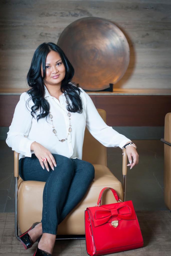 Darling of the week, Karen Viray, toronto fashion blog