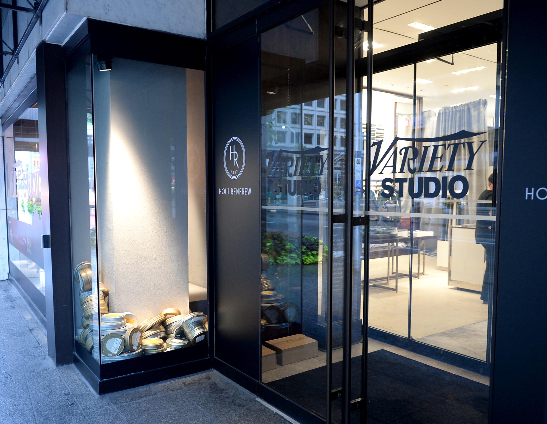 Variety Studio At Holt Renfrew - Day 1 - 2013 Toronto International Film Festival