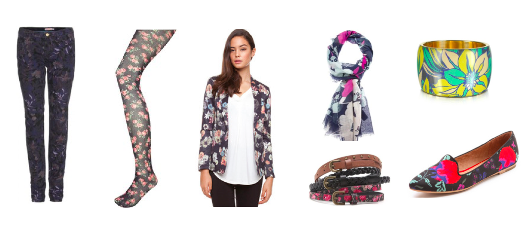 floral for fall, fall trends, fall trends 2013, canadian fashion blog, canadian fashion blog