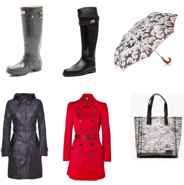 cute rain gear, fashion trends,