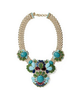 Statement necklaces, fall fashion trends, fashion blog, chicdarling, chic darling