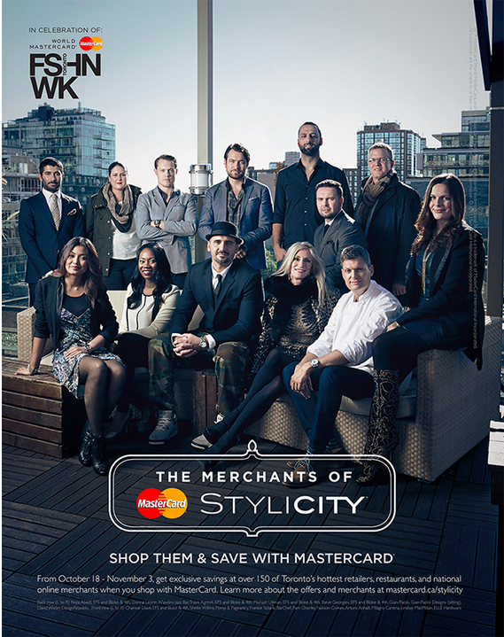 Mastercard Stylicity