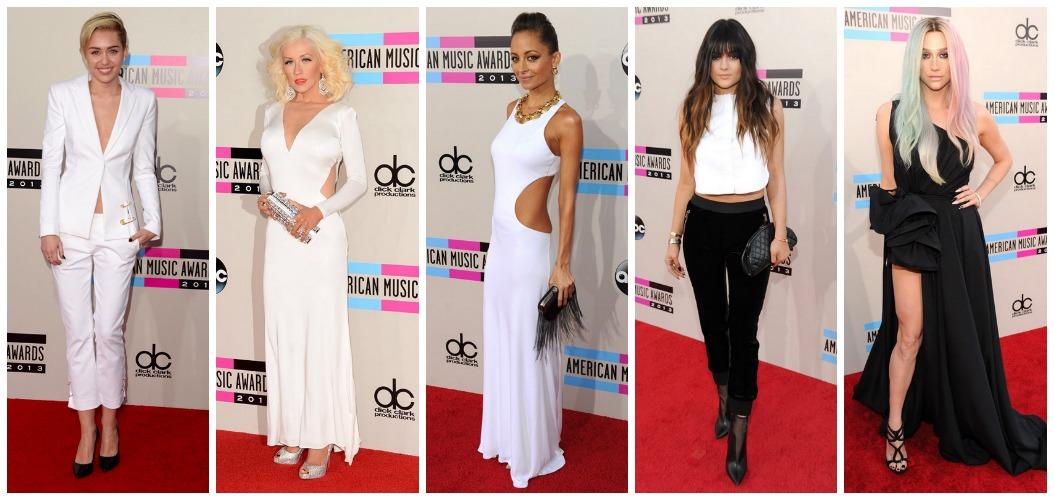 Best Dressed American Music Awards