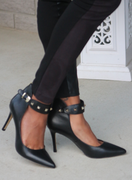 How to wear leather pants, canadian fashion blog, toronto fashion blog