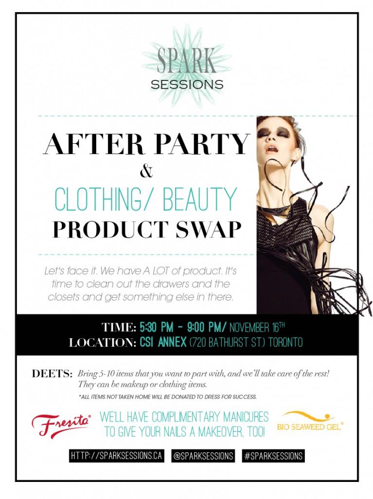 SPARK SESSIONS, CANADIAN FASHION BLOG, fashion blogger conference, beauty blogger conference,