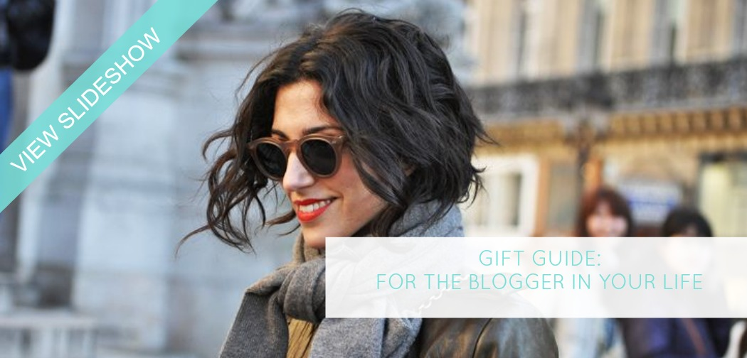 gift guide for bloggers, blogger gift guide, what to get a blogger