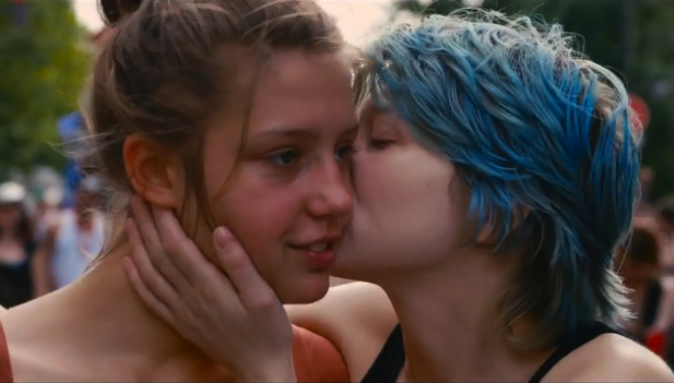 Her review, best movies of 2013, top movies of 2013, movie review, movie review blog,  blue is the warmest colour, TIFF