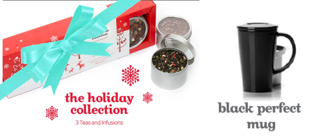 OUR FAVOURITE THINGS GIVEAWAY: DAVID'S TEA HOLIDAY PACK