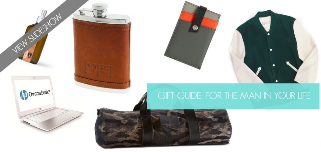GIFT IDEAS FOR HIM, gift ideas for the boyfriend, gift ideas for dad, holiday gift guides