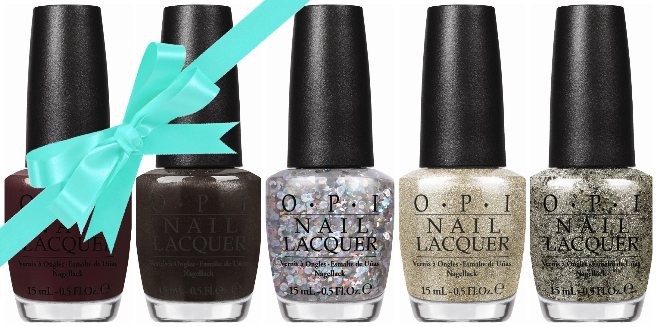 Opi Mariah Carey holiday collection