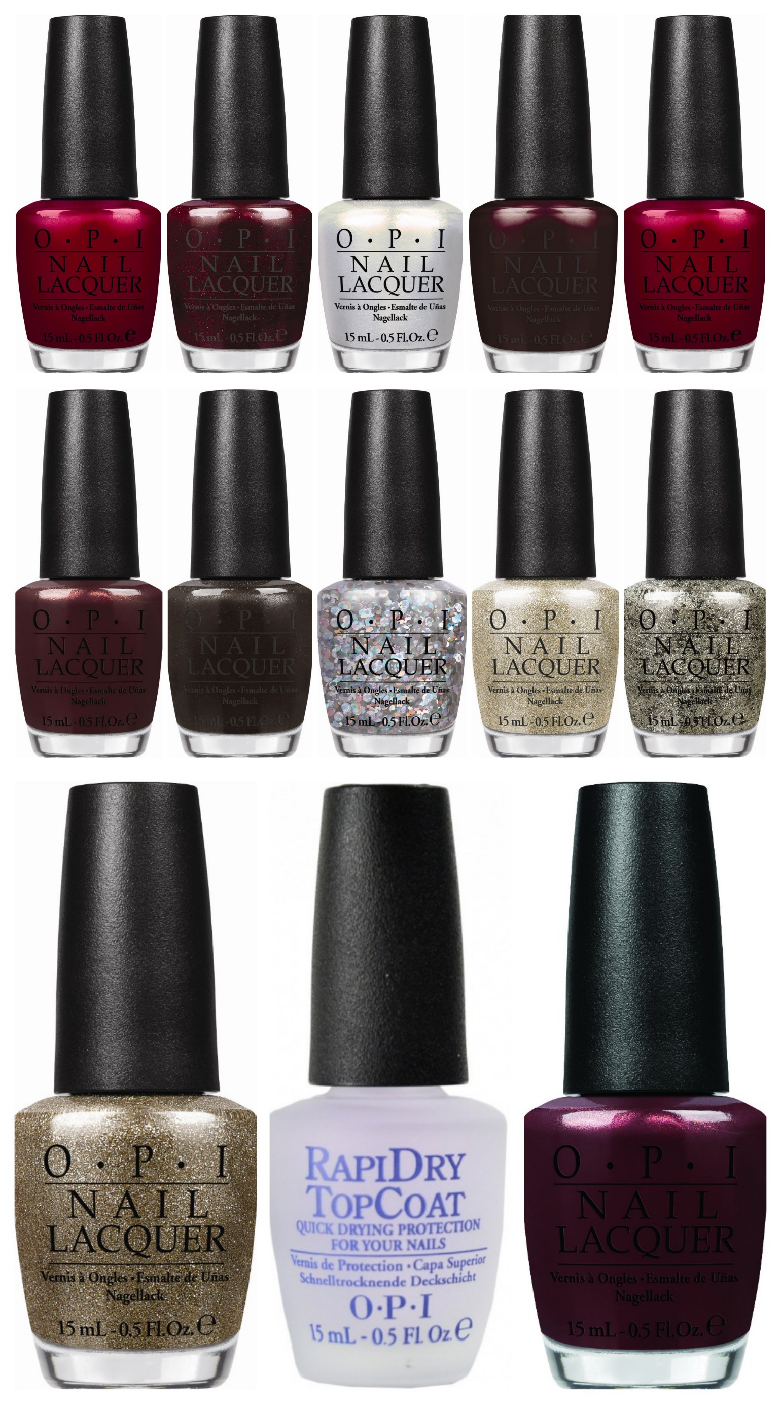 OUR FAVOURITE THINGS: OPI MARIAH CAREY HOLIDAY GIFT PACK - Chic Darling
