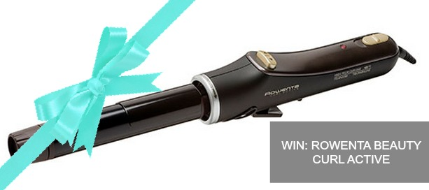Rowenta Beauty curl active, chic Darling Giveaway