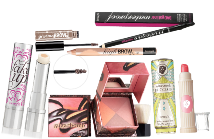 OUR FAVOURITE THINGS THINGS GIVEAWAY: BENEFIT COSMETICS
