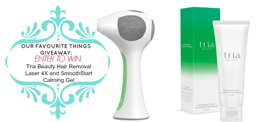 Tria Beauty Hair Removal Laser 4X and SmoothStart Calming Gel